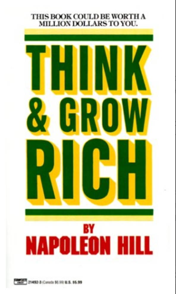 Think and Grow Rich BY Napoleon Hill [Ebook] PDF - Instant Access