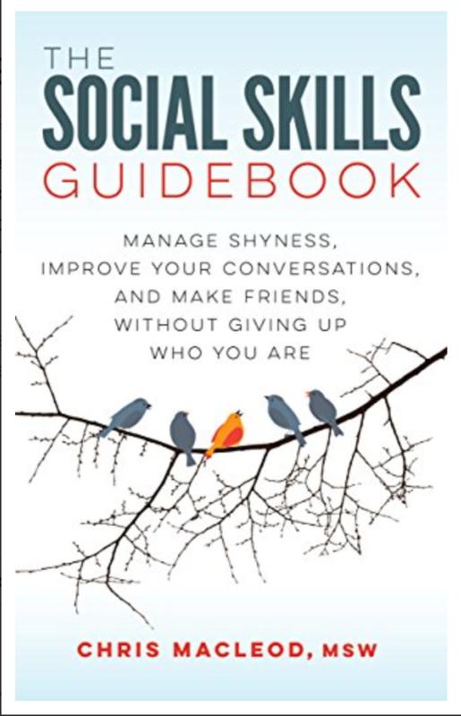 The Social Skills Guidebook By Chris MacLeod [ Ebook] PDF