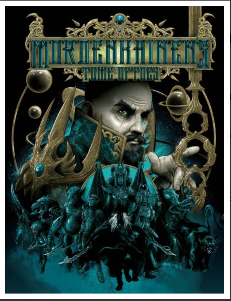 Dungeons & Dragons: Mordenkainen's Tome of Foes (Deluxe) BY Wizards RPG Team [ EBook ] PDF