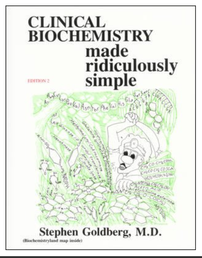 Clinical Biochemistry Made Ridiculously Simple Stephen Goldberg [ ebook] Printable