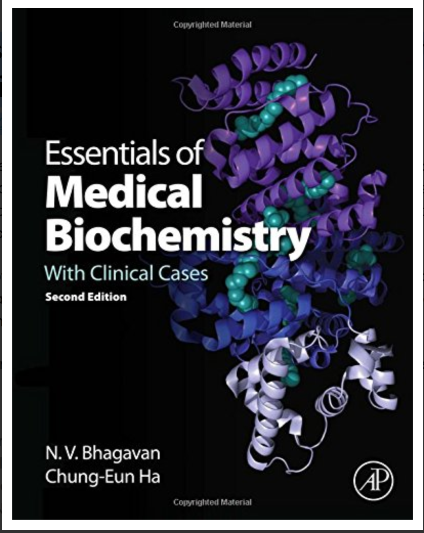 Essentials of Medical Biochemistry, Second Edition: With Clinical Cases By N. V. Bhagavan, Chung-Eun Ha [ EBook ] Instant Access