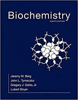 Biochemistry By Jeremy M. Berg, John L. Tymoczko, Gregory J. Gatto Jr., Lubert Stryer [EBOOK] Instant Access
