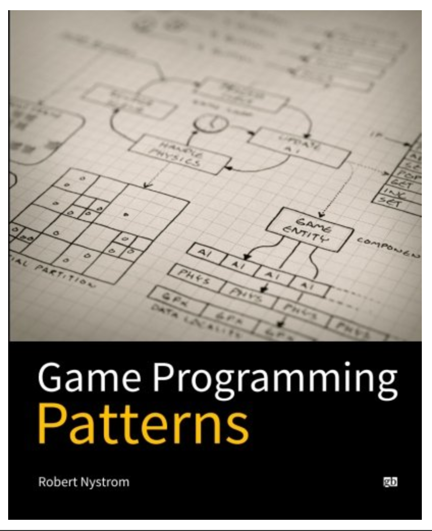 Game Programming Patterns By Robert Nystrom [ Ebook ] Instant Access