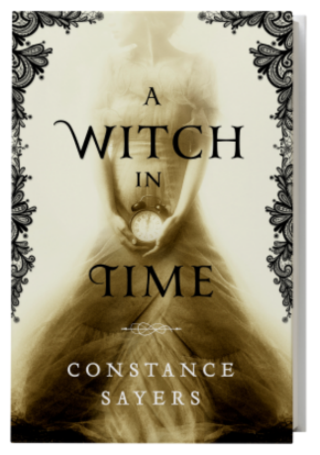 A Witch in Time By Constance Sayers [Sayers, Constance] Ebook- Instant Access