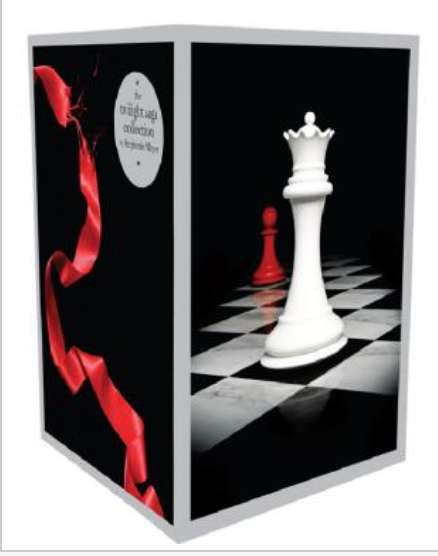 The Twilight Saga Collection Meyer Stephenie. [Physical Copy]