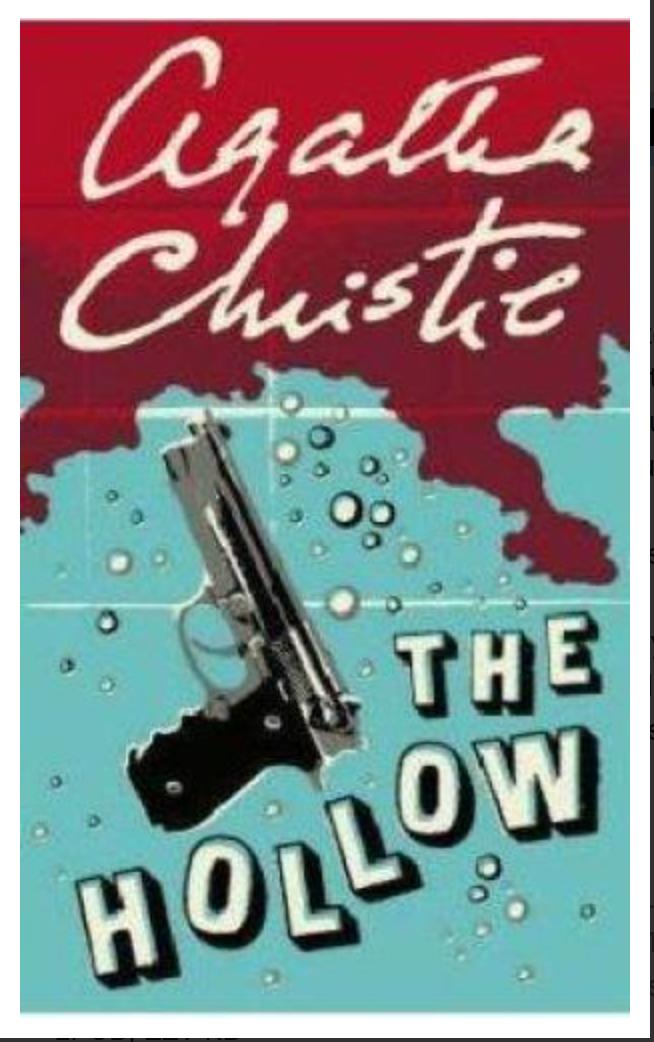 The Hollow: A Hercule Poirot Mystery (Agatha Christie Collection) Agatha Christie  [ Ebook ] Instant Availability