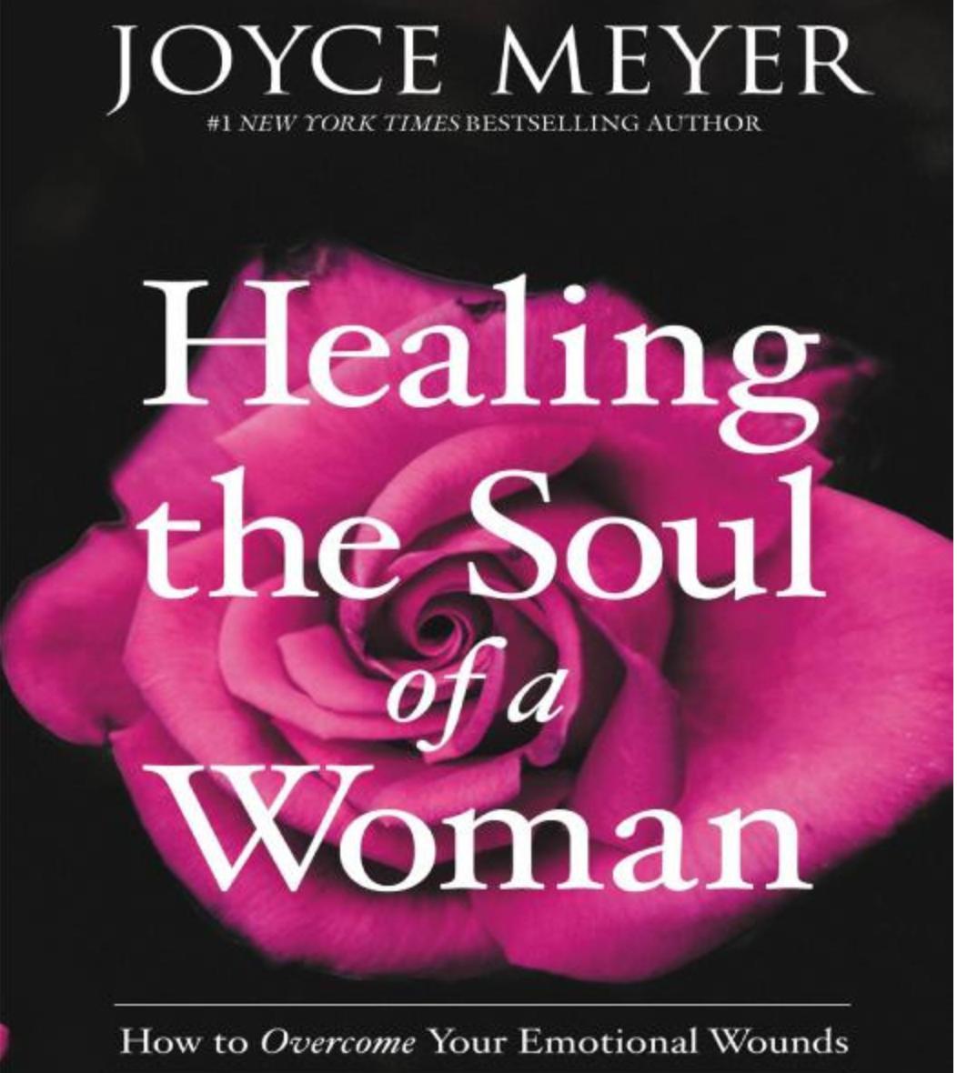Healing the Soul of a Woman Joyce Meyer [ Ebook ] Instant Access