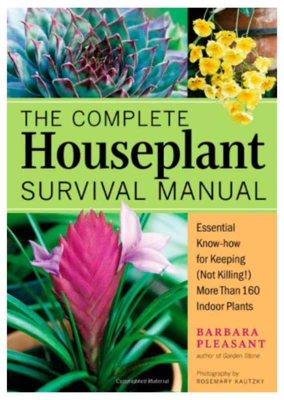 The complete houseplant survival manual.... [ Ebook ] Instant Access