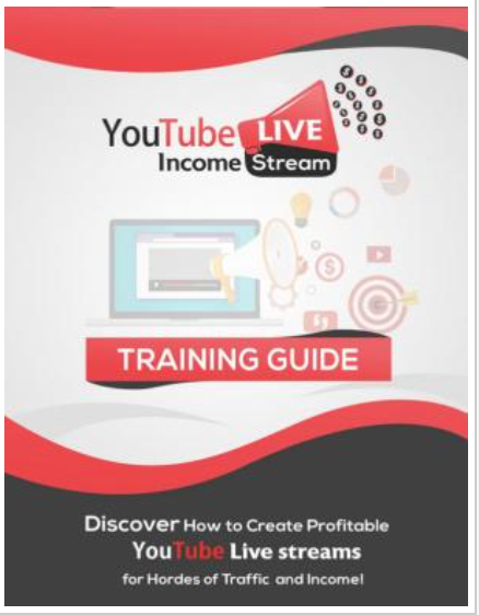 Youtube Live Income Stream_ Discover How To Create Profitable Youtube Live Streams For Hordes Of Traffic and Income Youtube Live Income Stream [ Ebook ] Instant Access