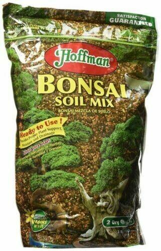 Bonsai Soil Mix 2 QT