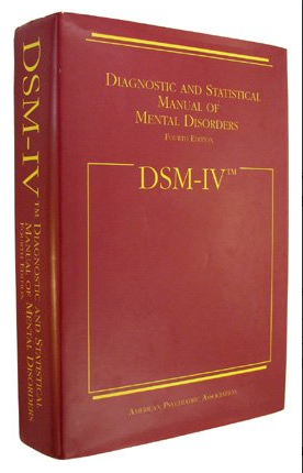 Dsm IV: Diagnostic and Statistical Manual of Mental Disorders By American Psychiatric Association