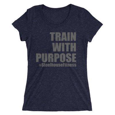 Ladies' Train with Purpose - Premium