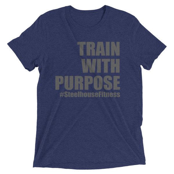 Unisex Train with Purpose - Premium