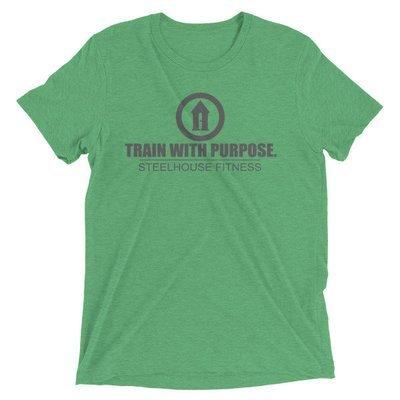 Unisex Train with Purpose 2 - Premium
