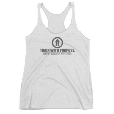 Ladie's Train with Purpose 2 Tank