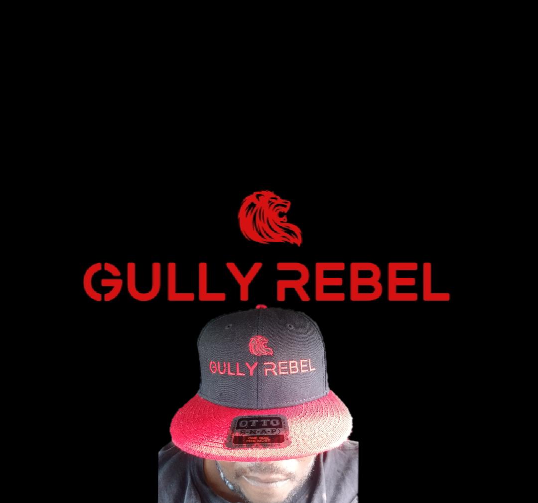 Gully Rebel Logo Snapback