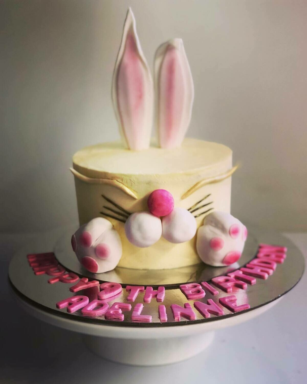 Bunny theme Cake!