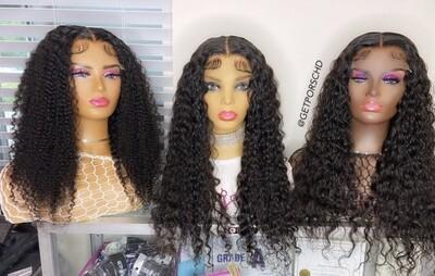 HD 13x4 Lace Frontal Wigs