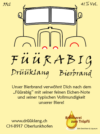 Füürabig - Bierbrand