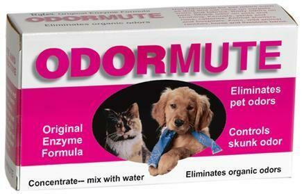 Odormute концентрат для уничтожения запахов