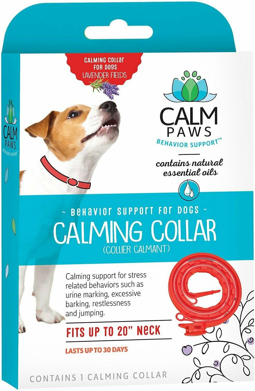 Calm Paws успокаивающий ошейник для собак