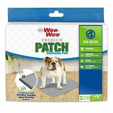 Wee-Wee Premium Patch. Впитывающие пеленки многоразового использования, уп. 3 шт