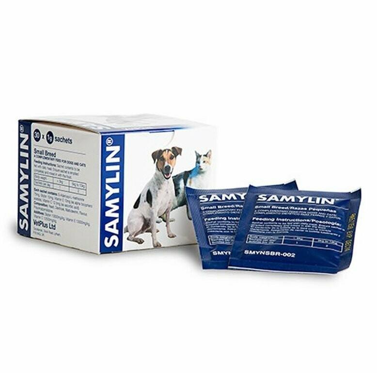 VetPlus Samylin - Самилин для кошек и собак, пакетики