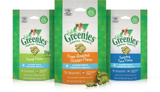 Greenies стоматологическое лакомство - большие упаковки