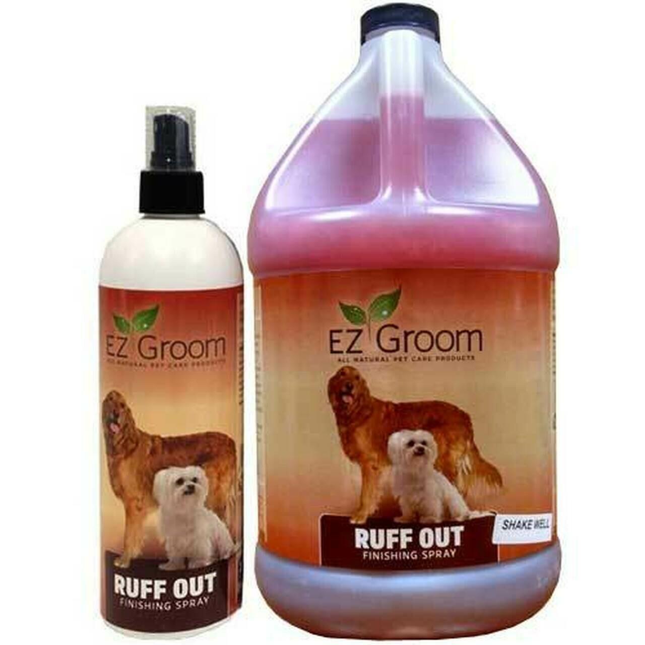 EZ-Groom Ruff Out Finishing Spray несмываемый кондиционер-спрей