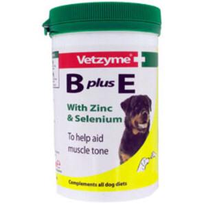 Vetzyme Ветзим B+E для собак, уп. 200 шт