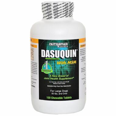 Dasuquin with MSM (Дазикин с МСМ) для крупных пород собак