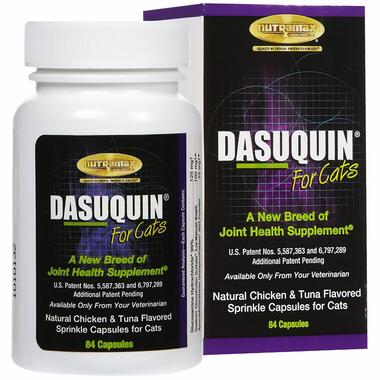 Dasuquin for Cats - Дазикин для кошек, капсулы