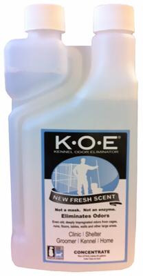 KOE Concentrate Fresh Scent Концентрат для уборки - удаления запахов и пятен