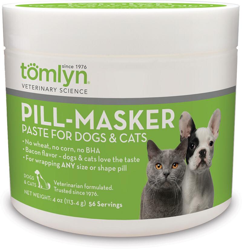 Tomlyn Маскировочная паста для таблеток, для кошек и собак, уп. 114 г