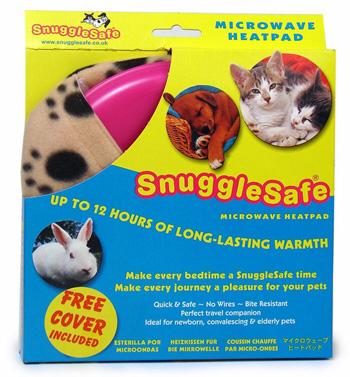 Snuggle Safe Грелка для домашних животных
