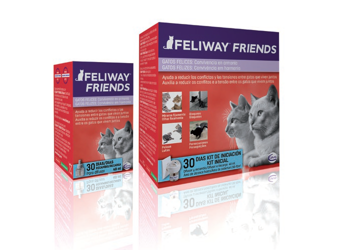 Feliway Friends Феливей Френдс комплект с диффузором