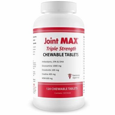 Joint Max Джойнт Макс 3 уровень, жевательные таблетки.
