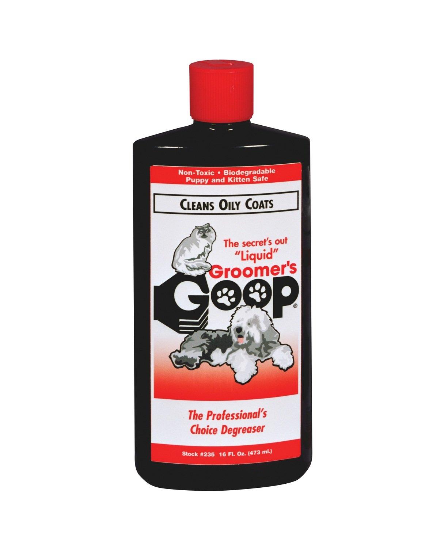 Liquid Groomer's Goop обезжиривающий гель