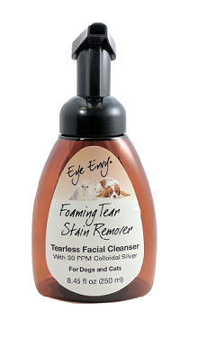 Eye Envy Foaming Tear Stain Remover - пенка для мордочки