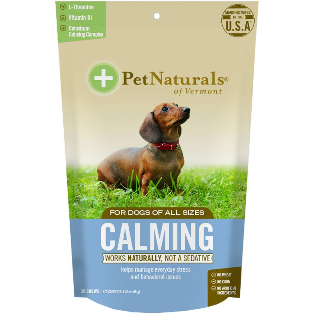 Pet Naturals Calming для всех пород и размеров собак