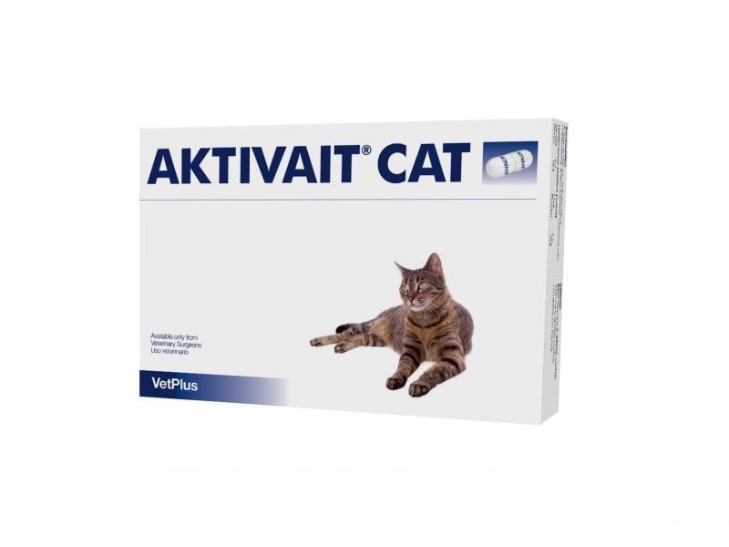 Aktivait Cat / Активайт для кошек, уп. 60 шт