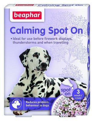 Beaphar Calming Spot On for Dogs уп.3 шт