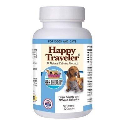 Happy Traveler для кошек и собак, уп. 30 капсул