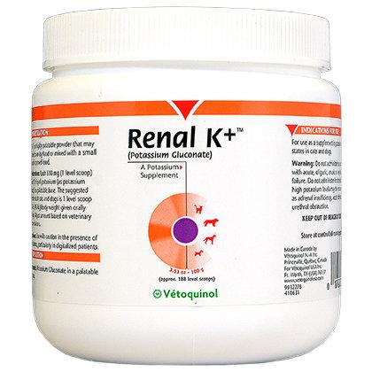 Vetoquinol Renal K+ порошок