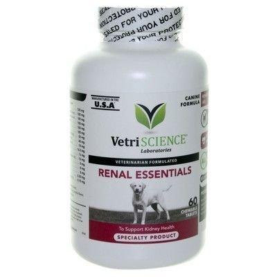 VetriScience Renal Essentials - Ренал Эссеншиалз для собак