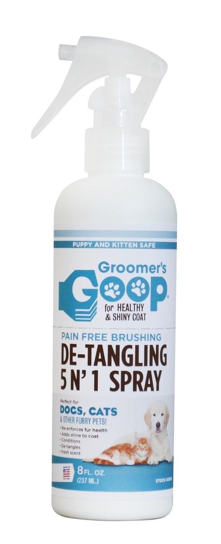 Groomer's Goop De-Tangling кондиционер 5 в 1 без смывания