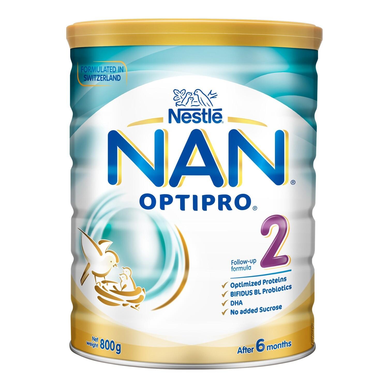 Nan Optipro Follow Up Milk Formula - Stage 2