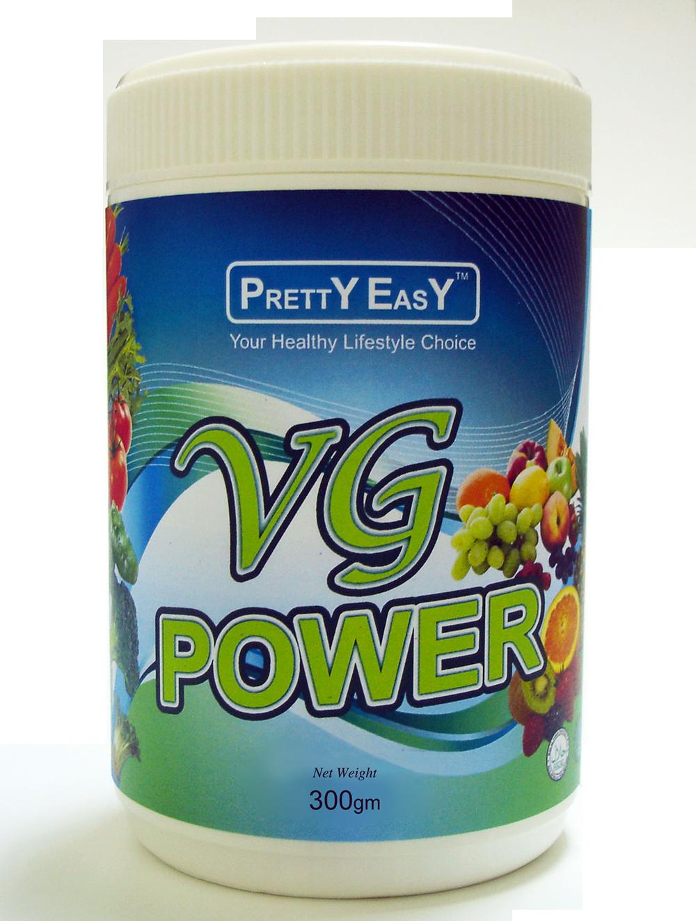 Pretty Easy VG Power (300g)