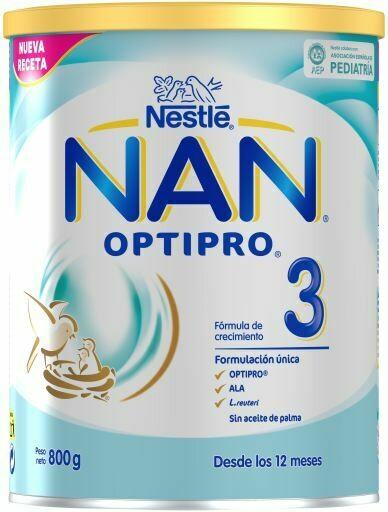 Nan Optipro Growth Milk Formula - Stage 3