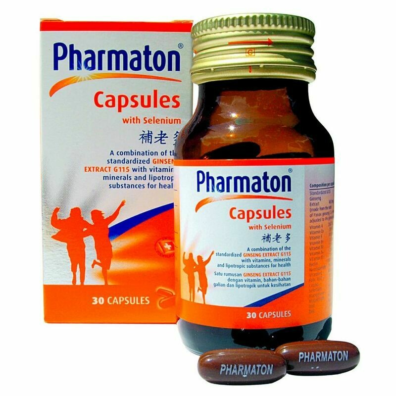 Pharmaton (30 capsules)